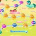 《Candy Crush Saga 糖果傳奇》3696-3710關之過關心得及影片