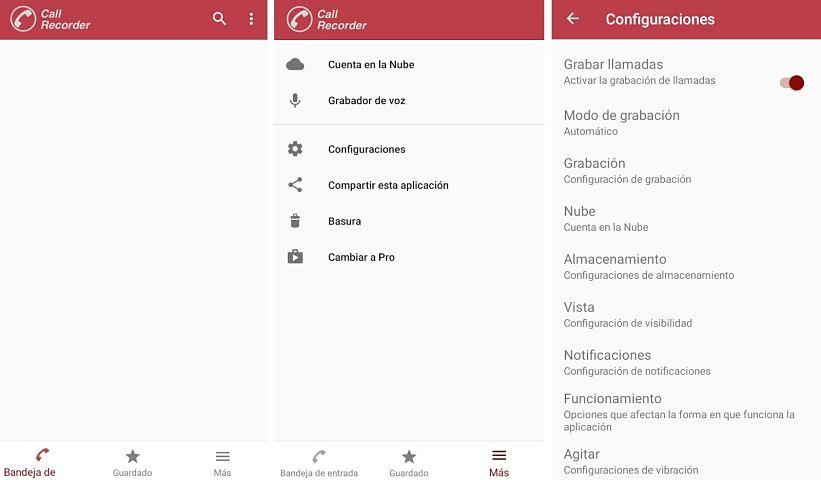 Grabador de llamadas para descargar en Android