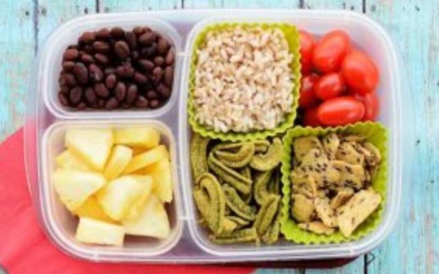 12 Tips dan Menu Makanan Diet Untuk Anak Sekolah Yang Baik dan Benar