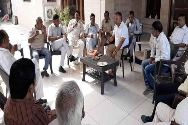 badkhal-congress-candidate-vijay-pratap-singh-thanks-voters-worker