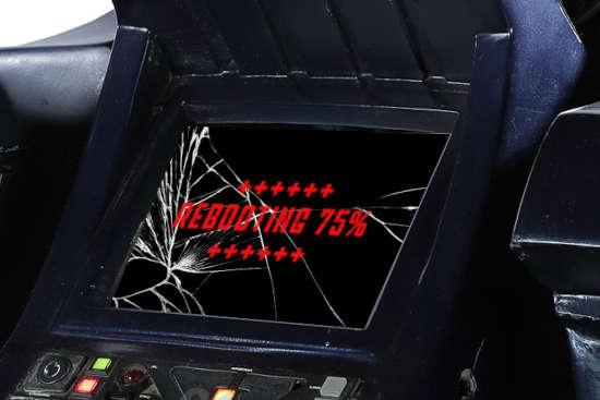 Lamaster Computer Rebooting