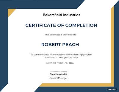 template-sertifikat-kosong