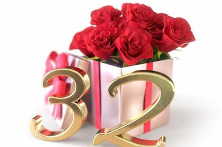 Happy 32nd Birthday Quotes