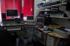 Membuat studio Rekaman sederhana perlu apa saja
