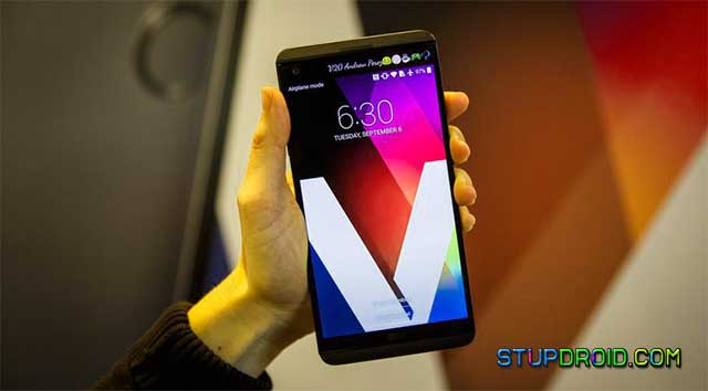 How to Install twrp Recovery and Root LG V20 - StupDroid