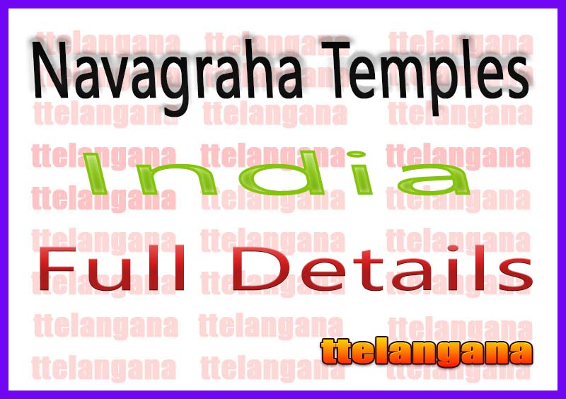 Navagraha Temples In India Full Details