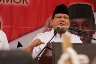 Geger Lagi!! Prabowo Ngaku Disadap, Netizen Gempar
