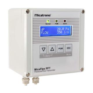 Programmable differential pressure sensor Micatrone Micaflex PFT ver 3, Micatrone Vietnam