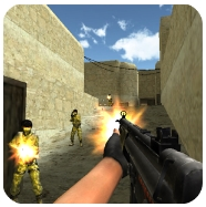 Gun Strike Blood Shoot Mod Apk Unlimited Money