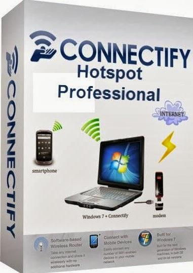 Connectify Hotspot PRO v3.7