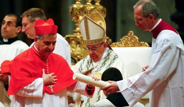 Geger, Kardinal Vatikan Mundur Diduga Selewengkan Dana Gereja
