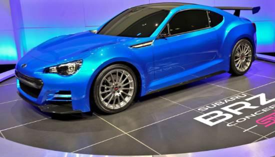 2017 Subaru Brz Sti Horse Review
