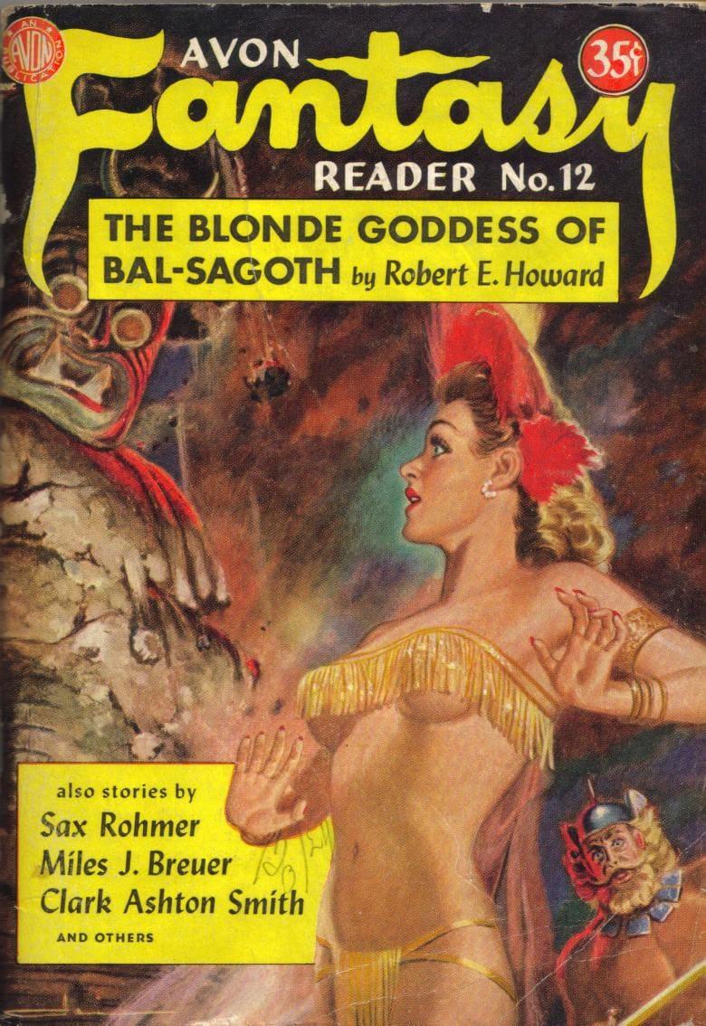 Avon Fantasy Reader 12 (1950)