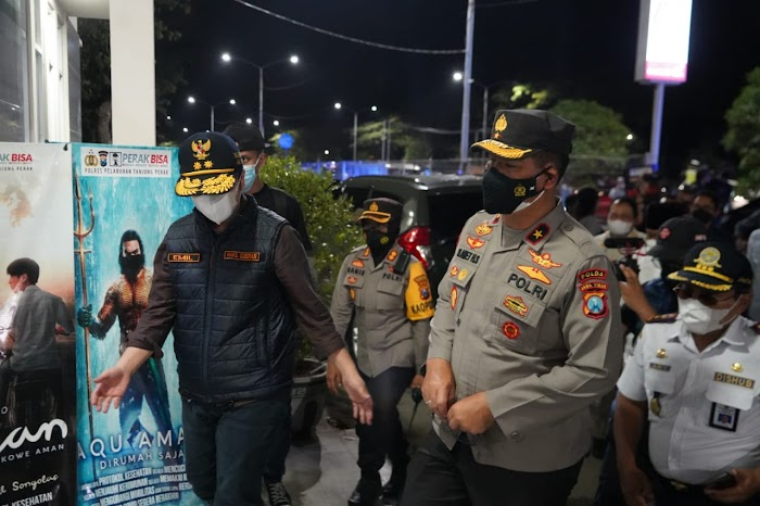 Forkopimda Terus Lakukan Upaya Pencegahan Covid-19 di Bangkalan Madura