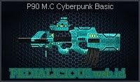 P90 M.C Cyberpunk Basic