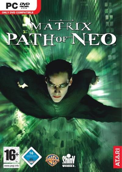 Matrix The Path of Neo PC Full Español
