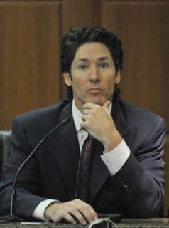 Joel osteen convicted of murder