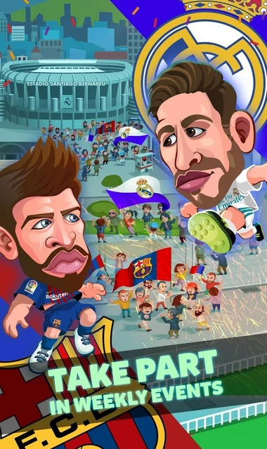Head Soccer LaLiga 2018 Para Hile