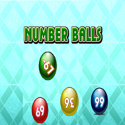 Number Balls (Math Game)