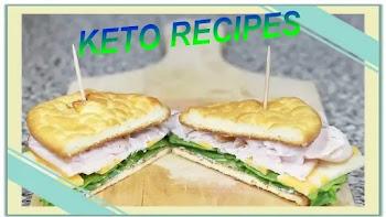 Cloud Bread Keto Recipes