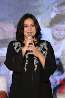 Cute Poja Gandhi in black dress at Dandupalyam 2 Movie press meet  ~  Exclusive 26.JPG