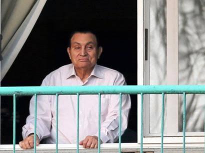 Muere el ex presidente de Egipto Husni Mubarak