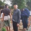 Ketua PKB Maros Melayat Dan Mengantar Jenazah Almarhum Umar di Dusun Jambua Desa Bonto Marannu Maros.