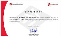 Certificado Contabilidade Empresarial