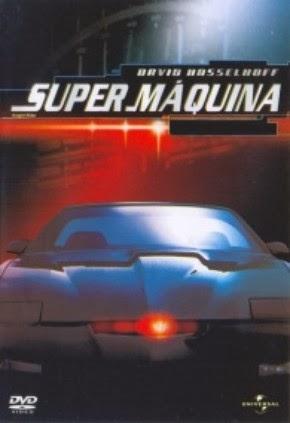 A Super Máquina: O Filme – Dublado (2008)