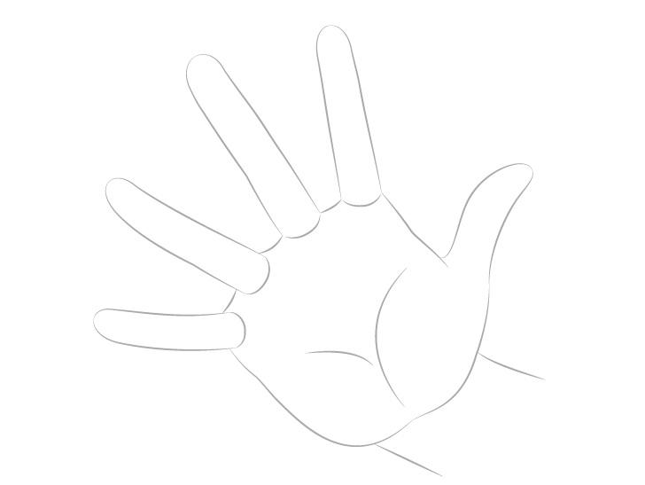 Gambar bentuk pengecoran tangan