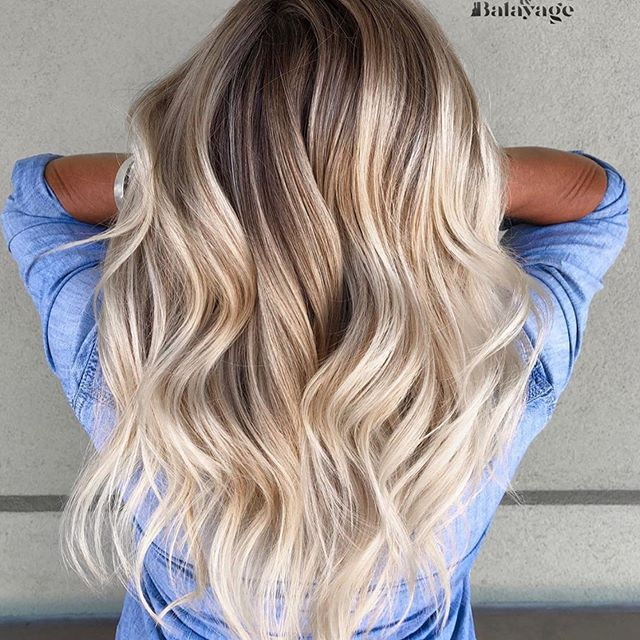 23+ Cute Blonde Highlights Ideas that Are Great For Summer 2019