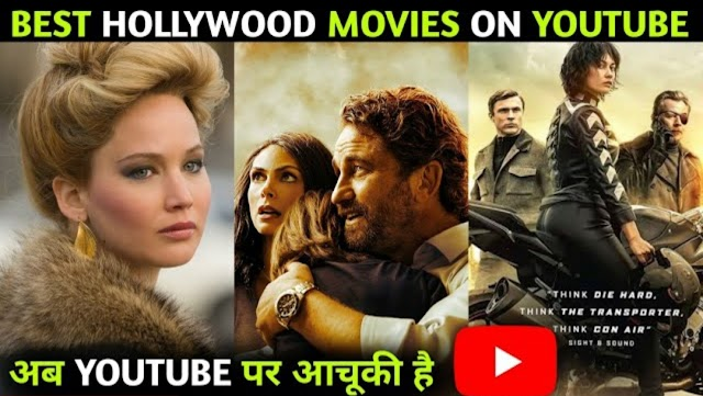 Top 4 Unique Hindi Dubbed Hollywood Movies Available On YouTube In Hindi