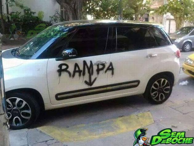 RAMPA NOVA, GALERA