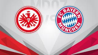 موعد مباراة بايرن ميونخ وآينتراخت فرانكفورت مباشر 17-10-2020 والقنوات الناقلة في الدوري الألماني