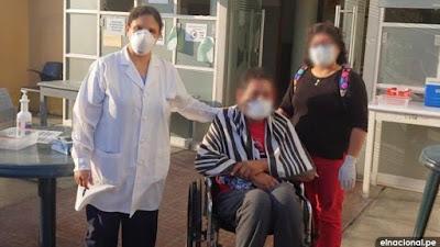 Hospital Cayetano da de alta al primer paciente crítico tras vencer al coronavirus