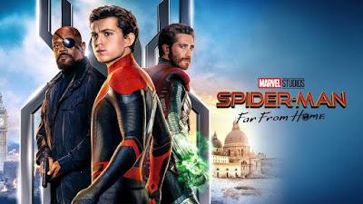 Spider-Man: Far from Home 2019 Kurdish