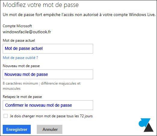 Boite de reception Hotmail : Se connecter à Outlook