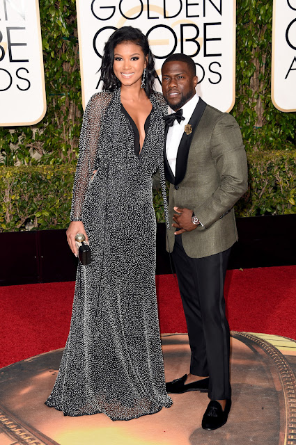 Eniko & Kevin Hart are so excited with Baby No. 2 on the Way