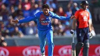 Kuldeep Yadav 5-24 - KL Rahul 101* - England vs India 1st T20I 2018 Highlights