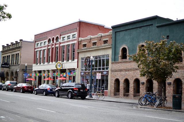 Freak Alley, Boise ID