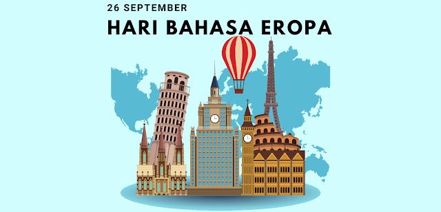 Sejarah Hari Bahasa Eropa 26 September