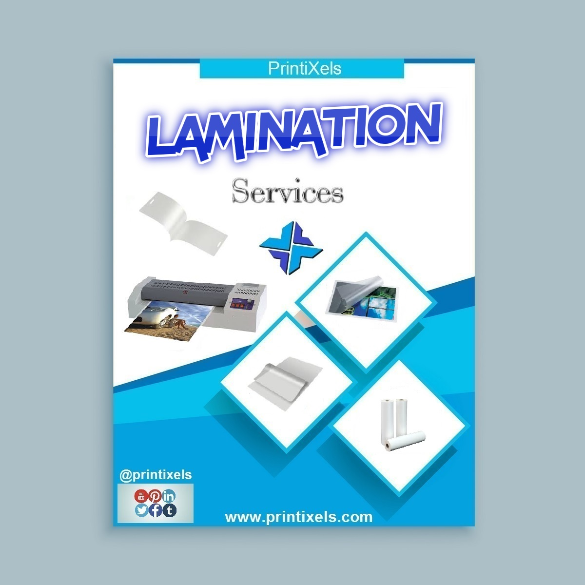 Cheap Lamination Services