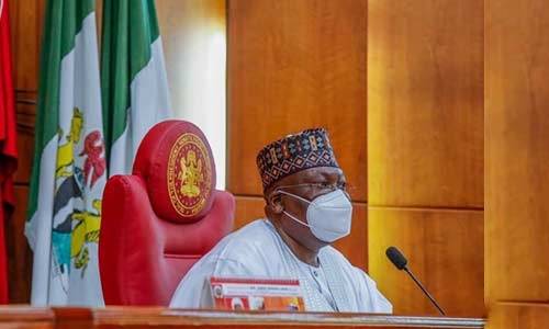 Senate President Lawan Blames Insecurity In North On 1976 Local Government Reform