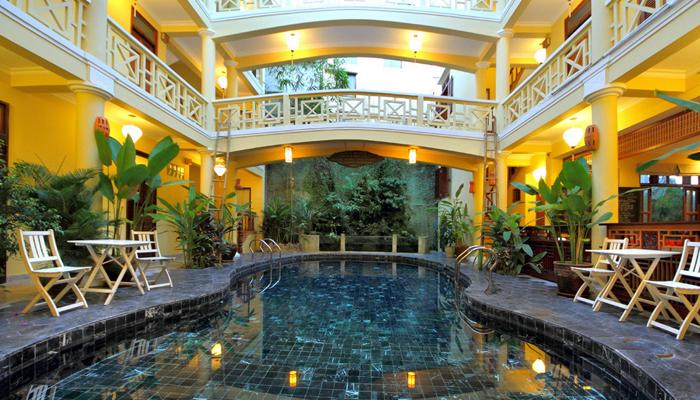 Khách sạn Thanh Vân 1