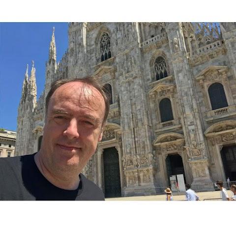 A Quick Trip To Milan