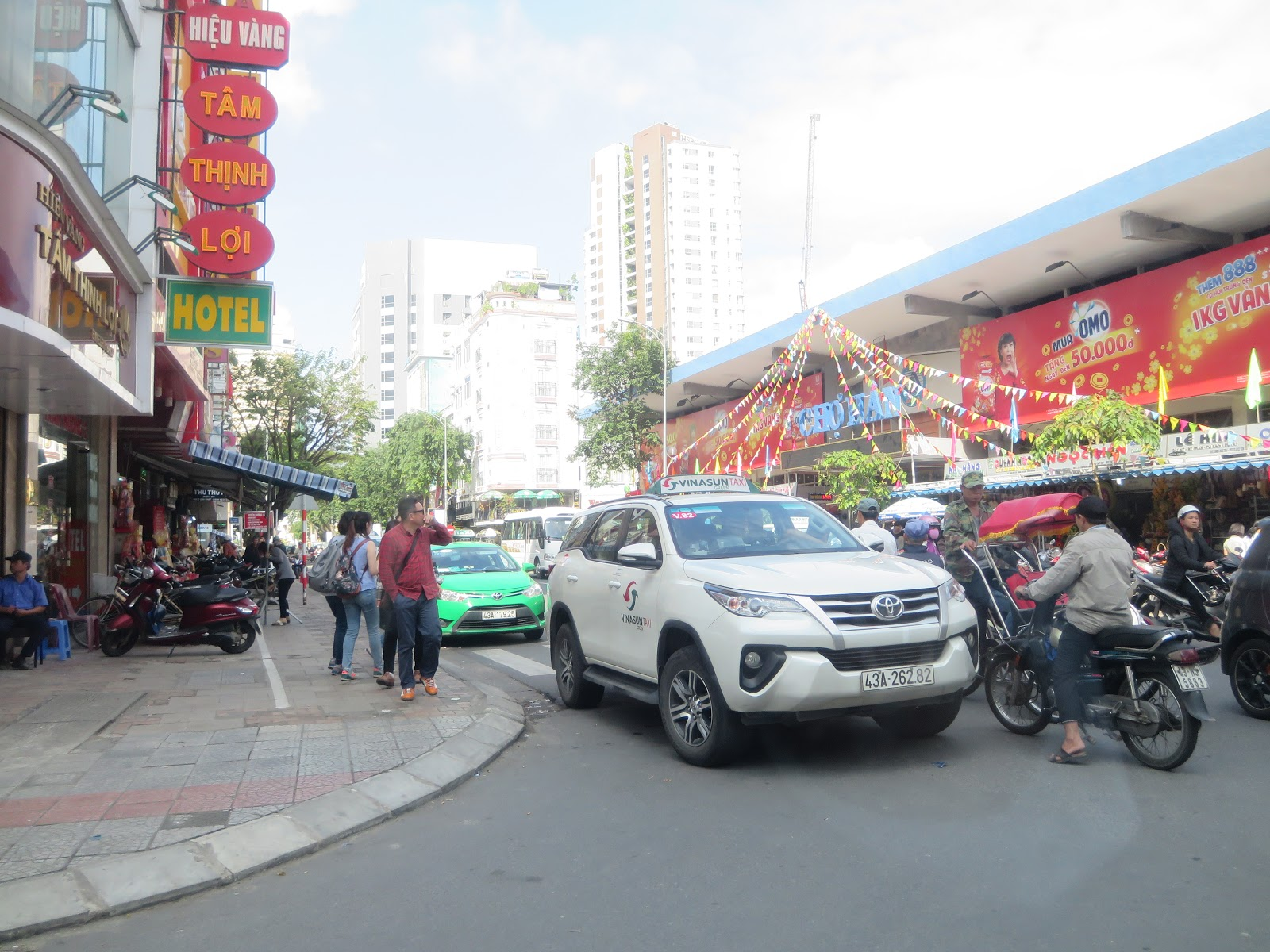 Uber better than Taxi in Vietnam? - chichicho~