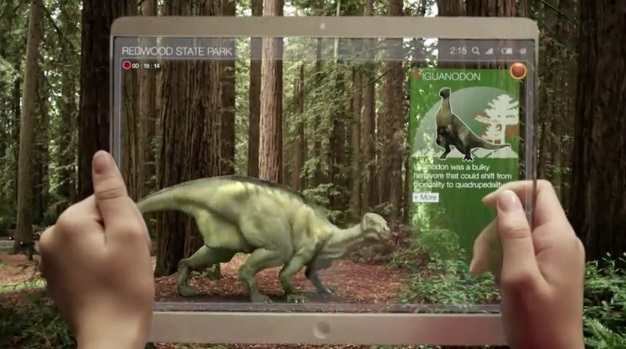 Tablet con pantalla Interactiva