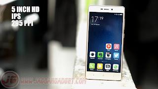 Layar Xiaomi Redmi 3