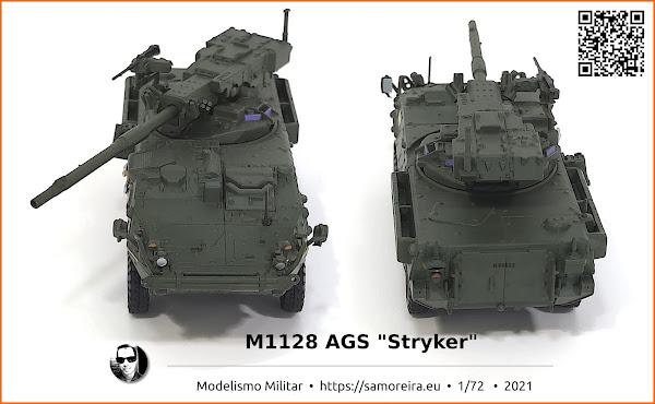 M1128 AGS StrykerM1128 AGS Stryker