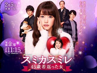 《澄和堇 重返20歲的女人》桐谷美玲,町田啟太,松阪慶子,及川光博
